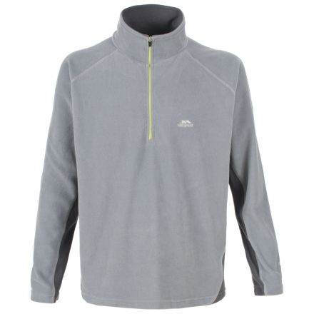 Tron Men's 1/2 Zip Microfleece