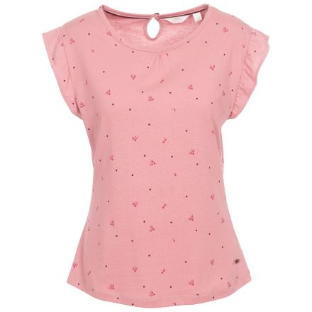 Tulissa Women's Casual T-Shirt in Pink