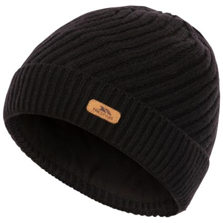 TWISTED - FEMALE HAT - BLK