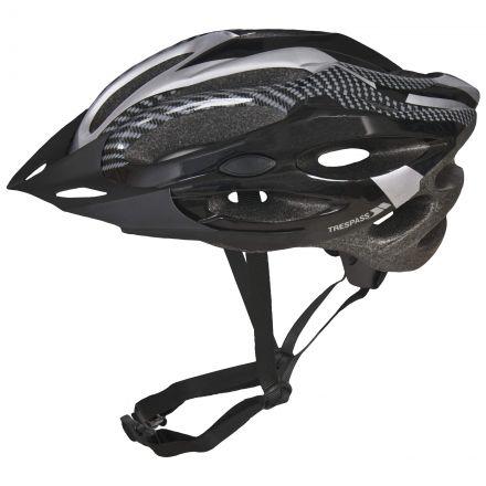 Crankster Adult Bike Helmet in Black