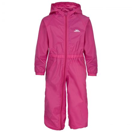 Button Babies' Rain Suit