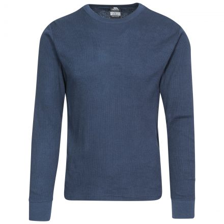Unify Adults' Super Soft Long Sleeve Thermal Top in Navy