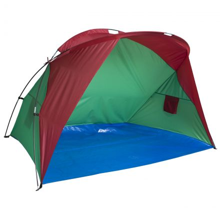 Lunan Easy Build UPF Garden & Beach Tent 2.4m x 1.25m in Assorted