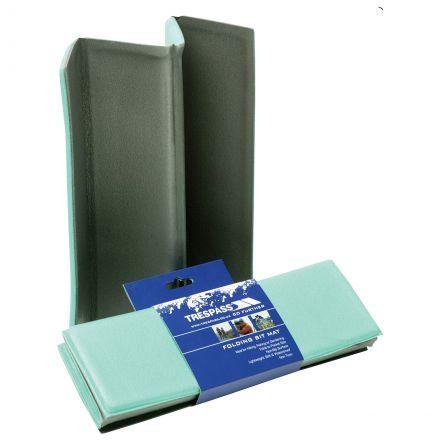 Folding Mat 30 x 26cm in Green