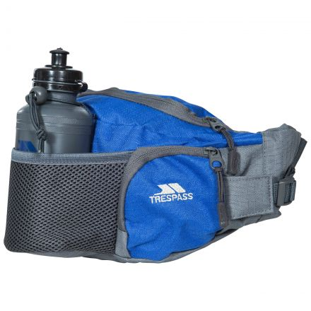 VASP 5 Litre Travel Bum Bag with Padded Hip Belt in Blue