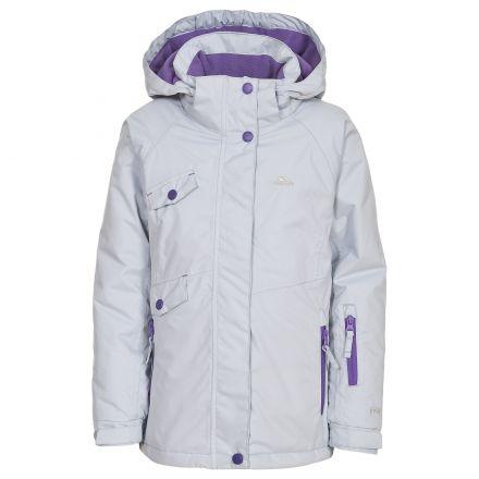 Verla Girls Ski Jacket in Light Blue