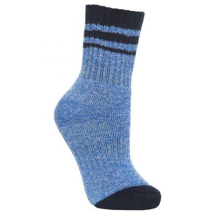 Vic Kids' Anti Blister Walking Socks in Blue
