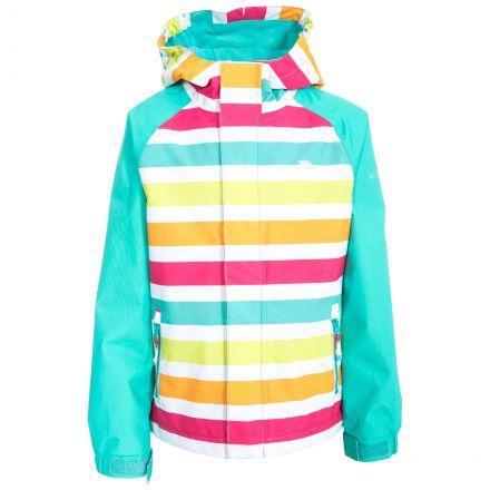 Wishbone Girls' Printed Waterproof Jacket