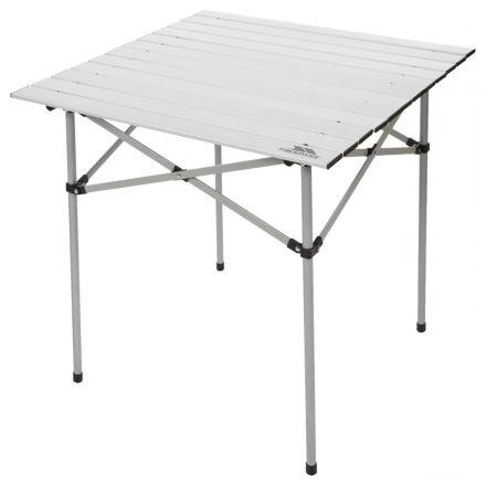 Folding Garden & Camping Table in Light Grey