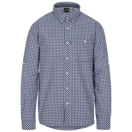 Yafforth Men's Cotton Shirt
