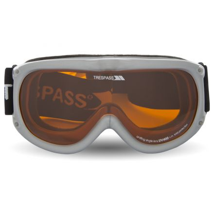 YAMA X Kids Ski Goggles in Light Grey