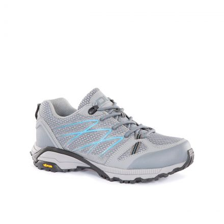 Zindzi Women's DLX Walking Trainer in Grey
