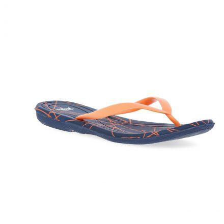 Zola Women's Active Flip Flops in Peach