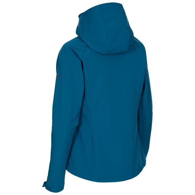 Trespass Women's Softshell Jacket Bela II Cosmic Blue
