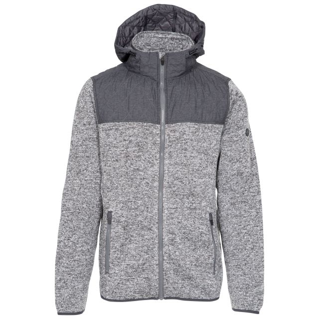 Fairleystead Men's Hooded Fleece Jacket - DGM