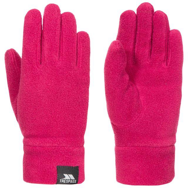 Lala II Kids' Gloves in Berry