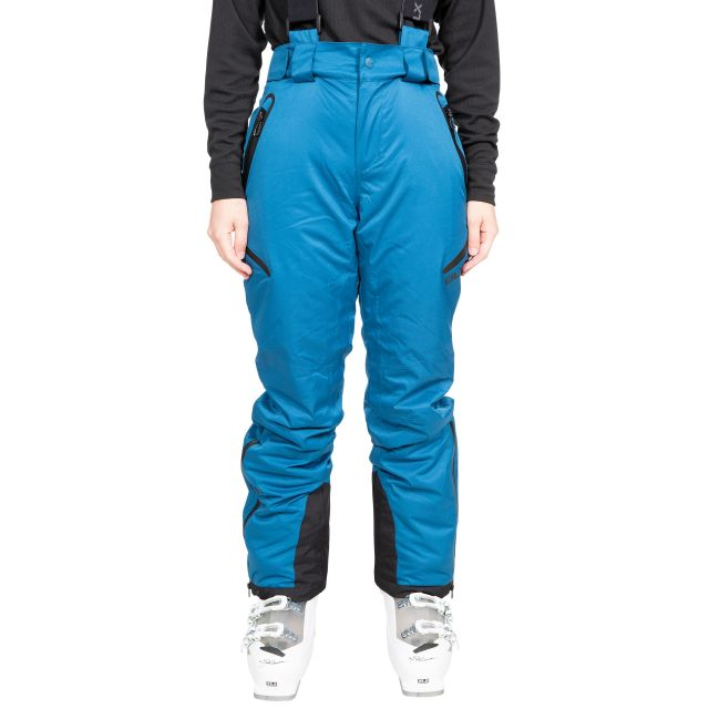 Marisol Women's DLX Ski Trousers in Blue