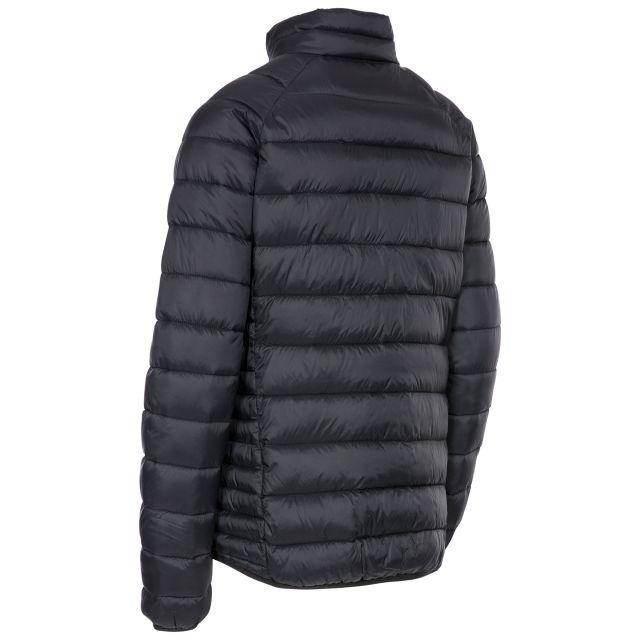 Marlene Women's Casual Padded Jacket in Black