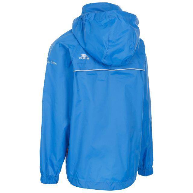 Qikpac Kids Packaway Jacket in Blue