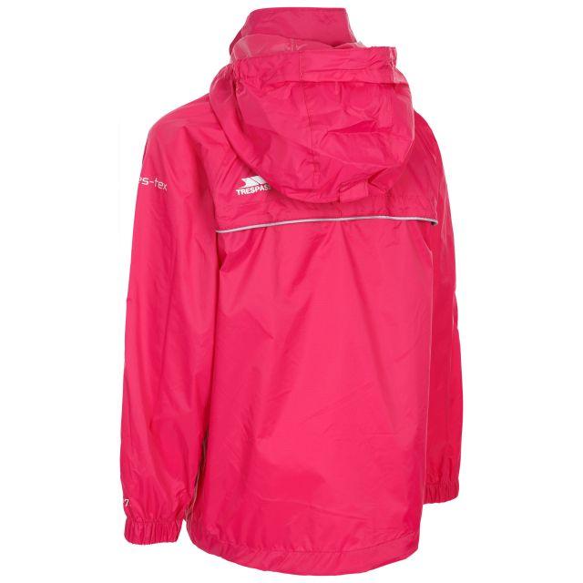 Qikpac Kids Packaway Jacket in Pink