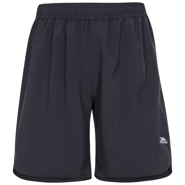Richmond Men's Active Shorts in Black