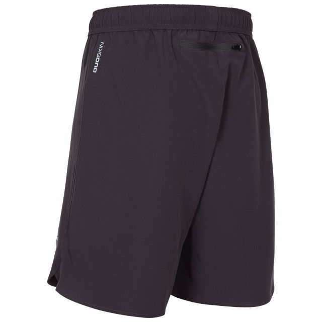 Trespass Men's Active Shorts Richmond Grey
