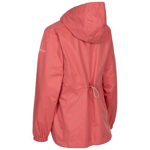 Trespass Women's Waterproof Shell Jacket Rosneath Pink