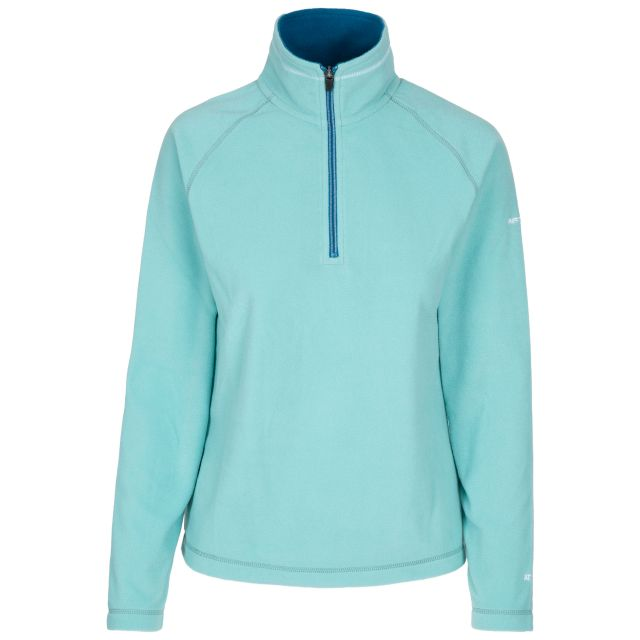 Skylar Women's AT100 Fleece in Aquamarine