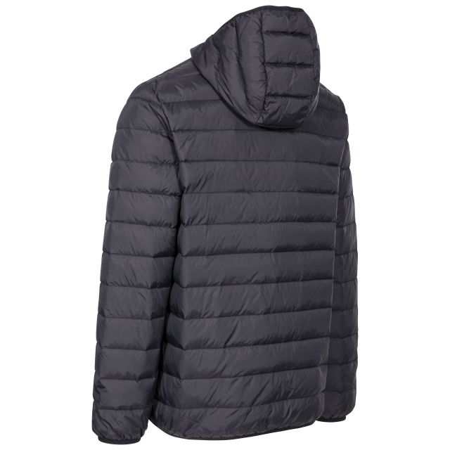 Stanley Men's Ultra Lightweight Packaway Down Jacket in Black