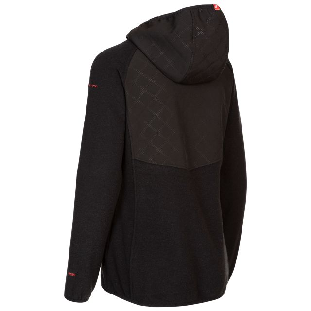 Trespass Women's Fleece Starshine Black