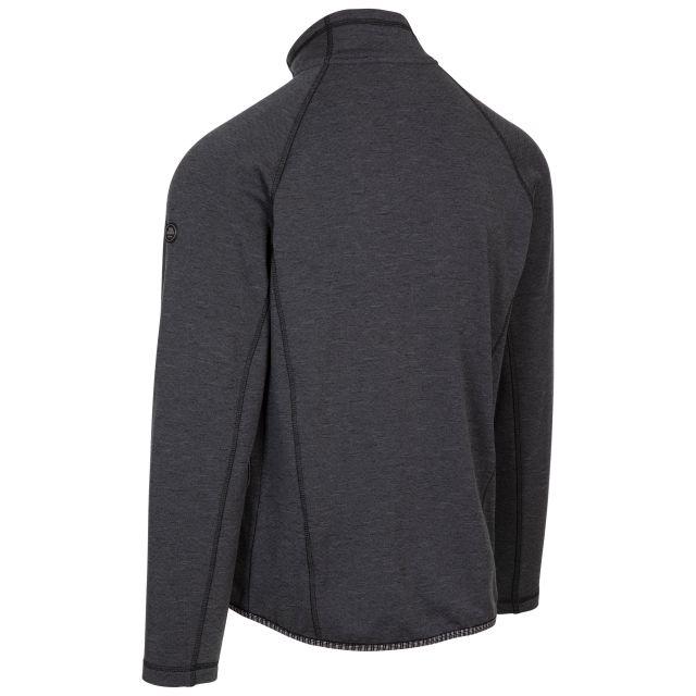 Trespass Men's Long Sleeved Active Top Tembering Grey