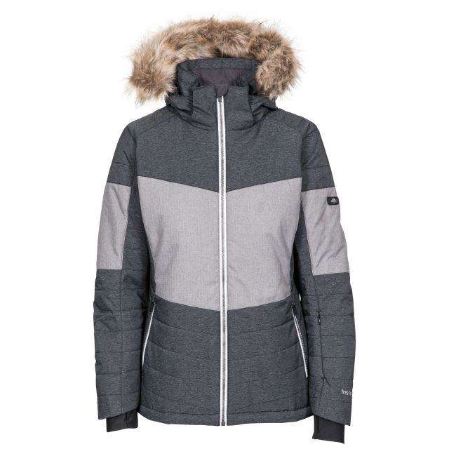 Tiffany Women's Ski Jacket in Black