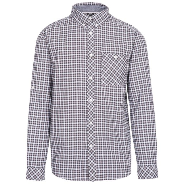 Wroxtonley Men's Casual Shirt  - GCK, Front view on mannequin