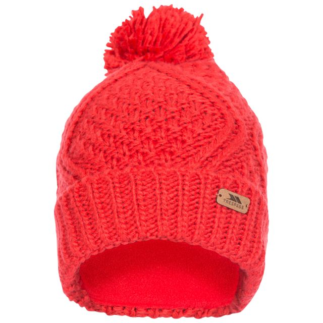 Zyra Adults Knitted Beanie and Slouch Hat - HIB