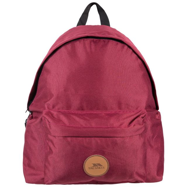 Aabner Burgundy 18L Casual Backpack - BUR