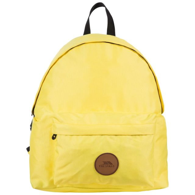 Aabner Yellow 18L Casual Backpack - YEL