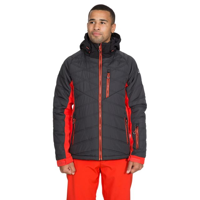 Abbotsbury Men's Windproof Ski Jacket - BLK