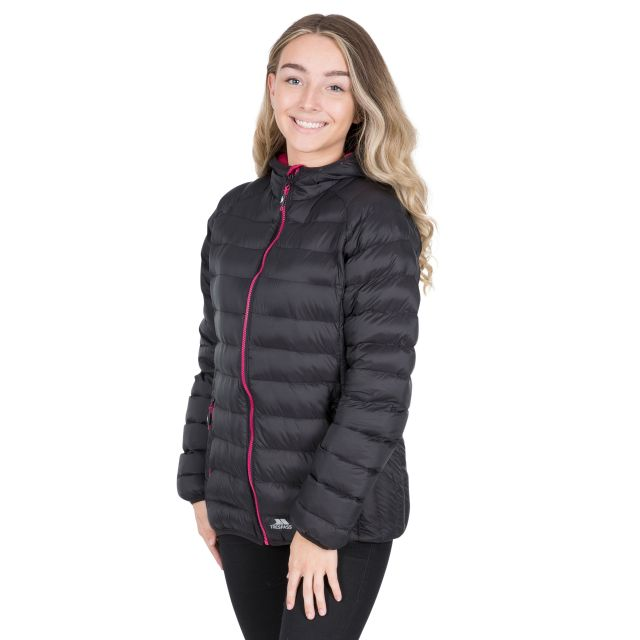 Abigail Women's Casual Jacket in Black