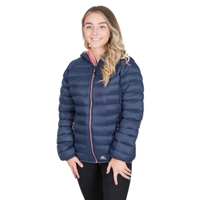 Abigail Women's Casual Jacket in Navy