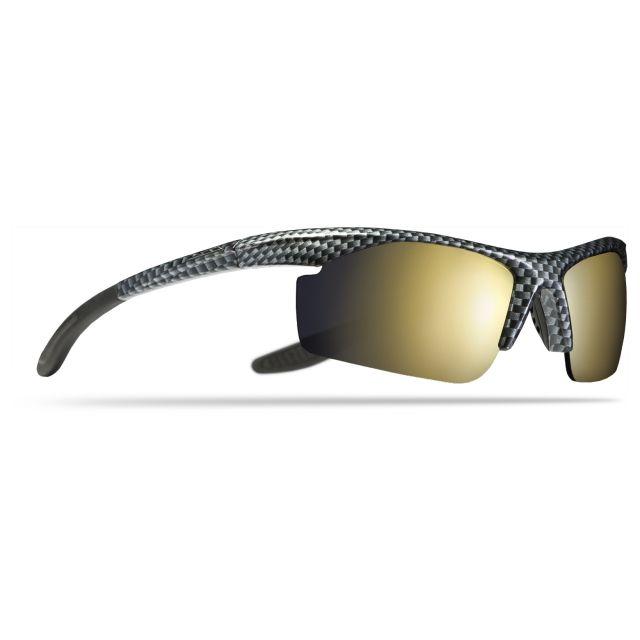 Adze Unisex Sunglasses in Black