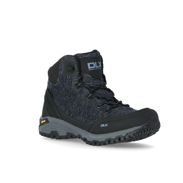 Aisling Women's DLX Vibram Walking Boots in Navy