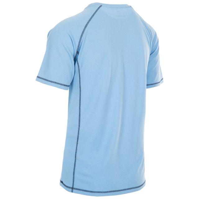 Albert Men's Quick Dry Active T-Shirt Blue