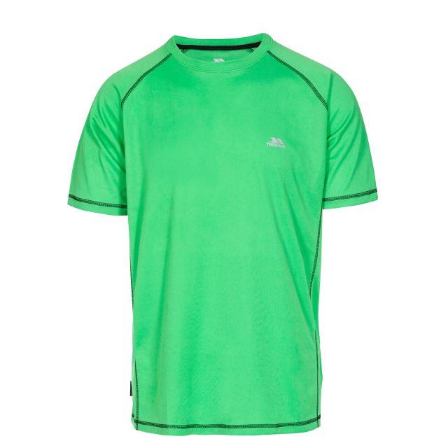 Albert Men's Quick Dry Active T-Shirt in Green