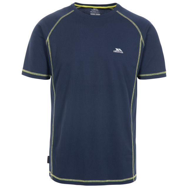 Albert Men's Quick Dry Active T-Shirt - NA1