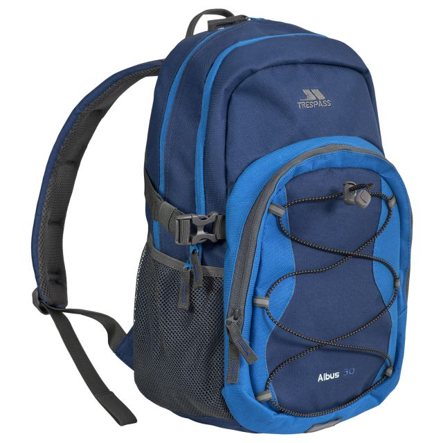 Albus 30L Backpack in Blue