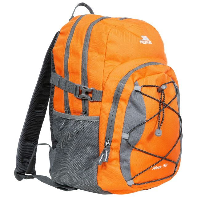Albus 30 Litre Orange Backpack - ORA