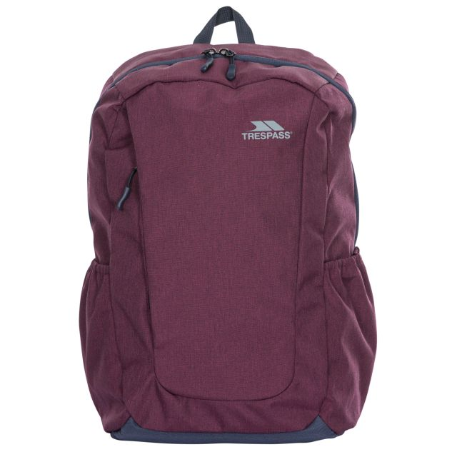 Alder 25L Backpack in Burgundy