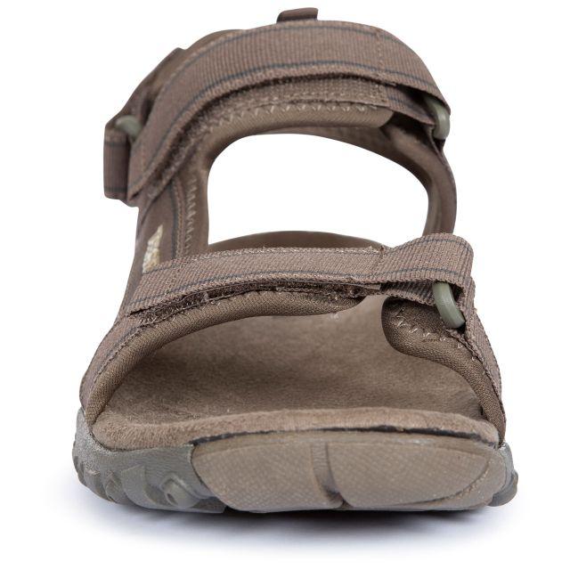 Alderley Men's Walking Sandals in Brown