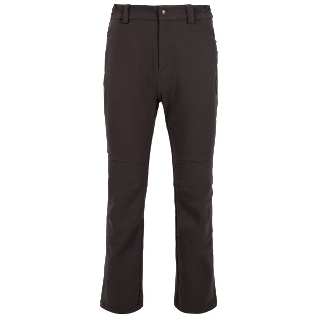 Alessio Men's DLX Walking Trousers in Black