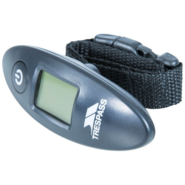 Digital Luggage Scale in Black